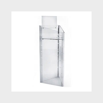 Plexiglass display stand
