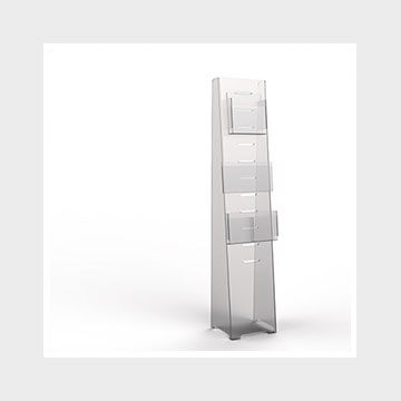 Column standing display